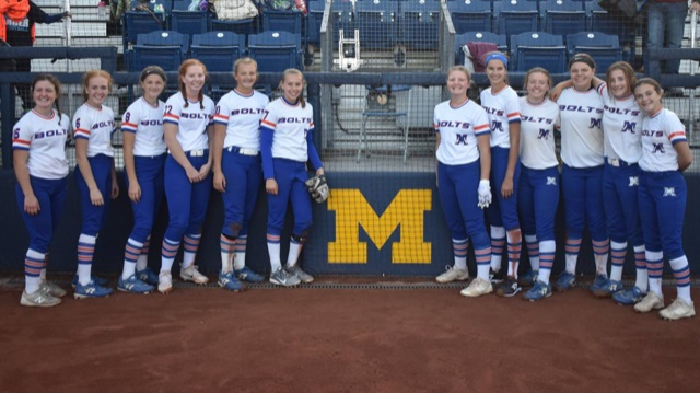Michigan Bolts Fastpitch - Home