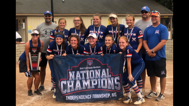 14u Blue - Champs ASA Northern Nationals