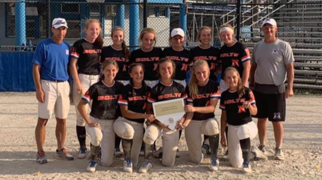 14u Walraven - Runner up