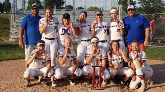 16u Hippensteel Frankenmuth Champs